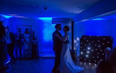 Blacktiedj wedding dj hire professional wedding disco experts planning a winter wedding junglespirit Image collections