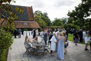 Love Letter Hire for wedding