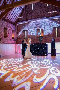 elms barn beccles wedding dj