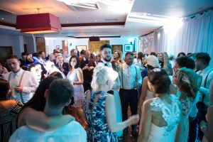 Hallmark Cambridge wedding DJ and Disco