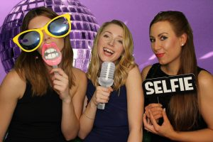 PPhotobooth at wedding hire