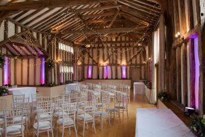 garden barn little bradley wedding dj