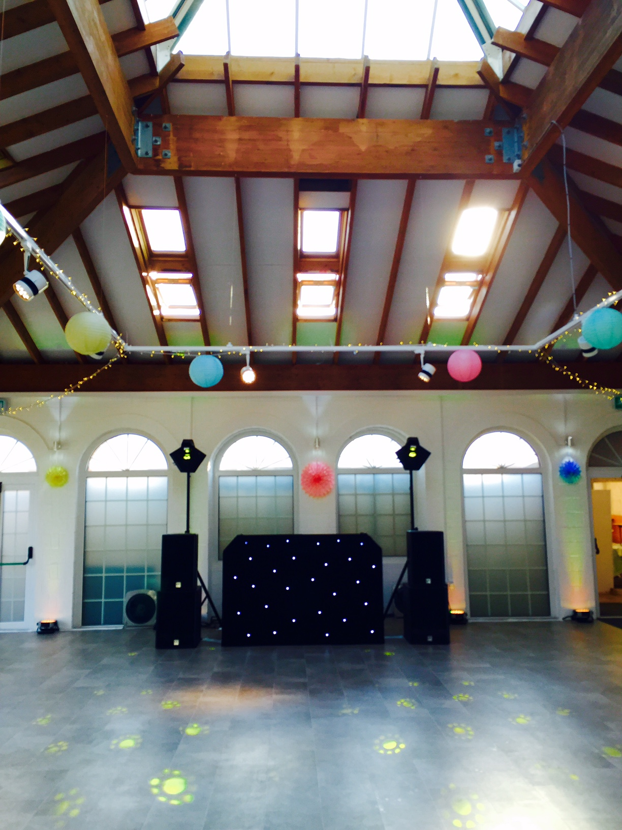 Irnham Hall Wedding Dj and Disco