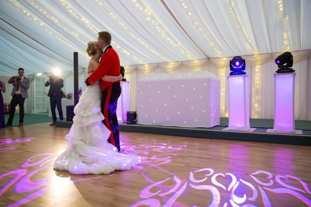 Alan brady wedding