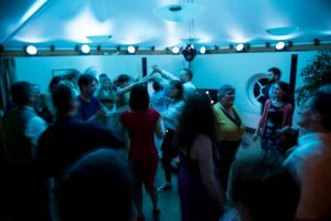 Madingley Hall Wedding Disco