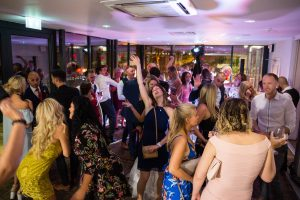 Norfolk Mead Hotel Wedding DJ