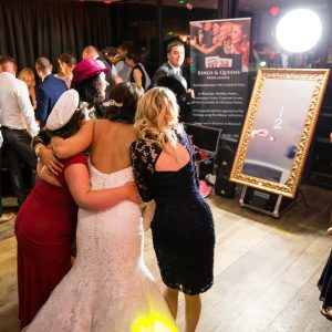 Magic Selfie Mirror Hire Wedding