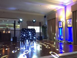 Pheasant Hotel Wedding DJ