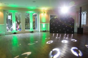 Sheene Mill Cambridge Wedding DJ