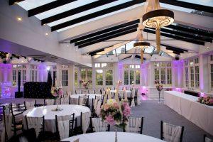 Swynford Manor Uplighting