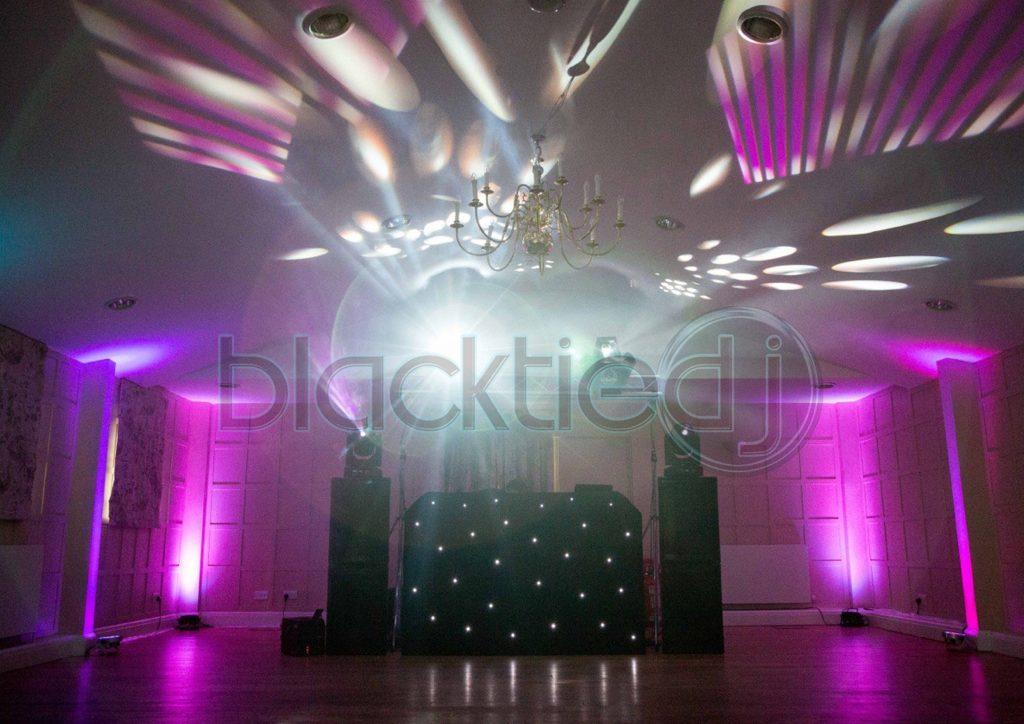 Rushton Hall Wedding DJ