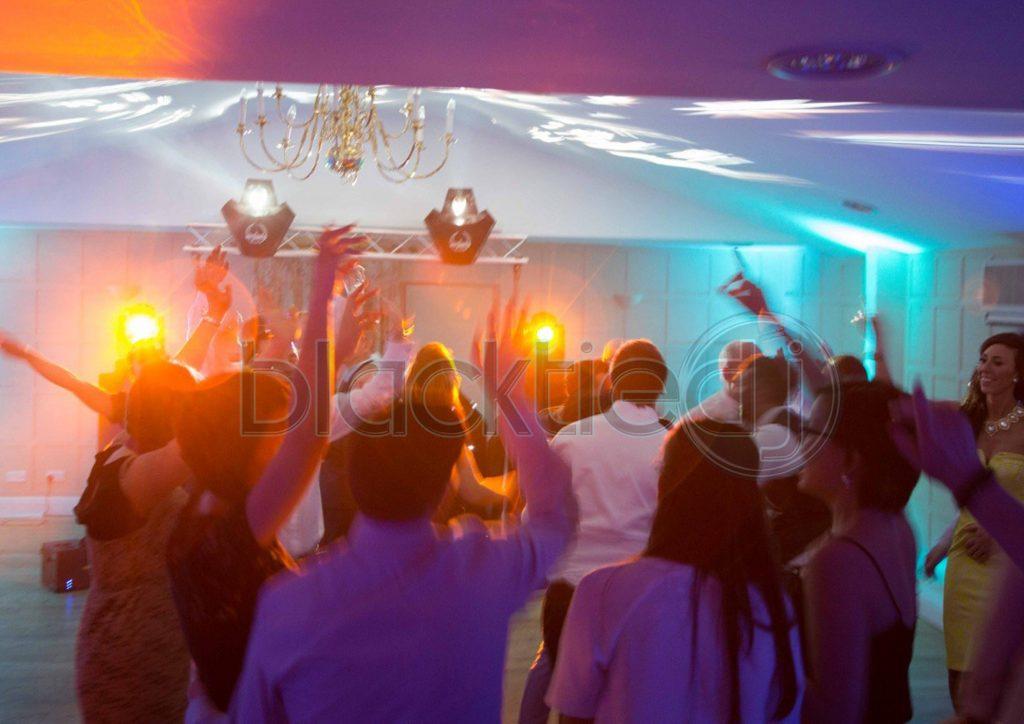 Wedding DJ Rushton Hall