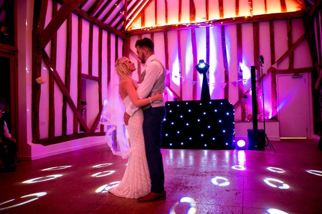 wedding uplighting hire