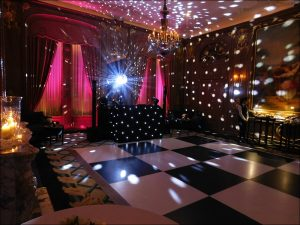 The French Salon - Wedding Disco - Claridges London