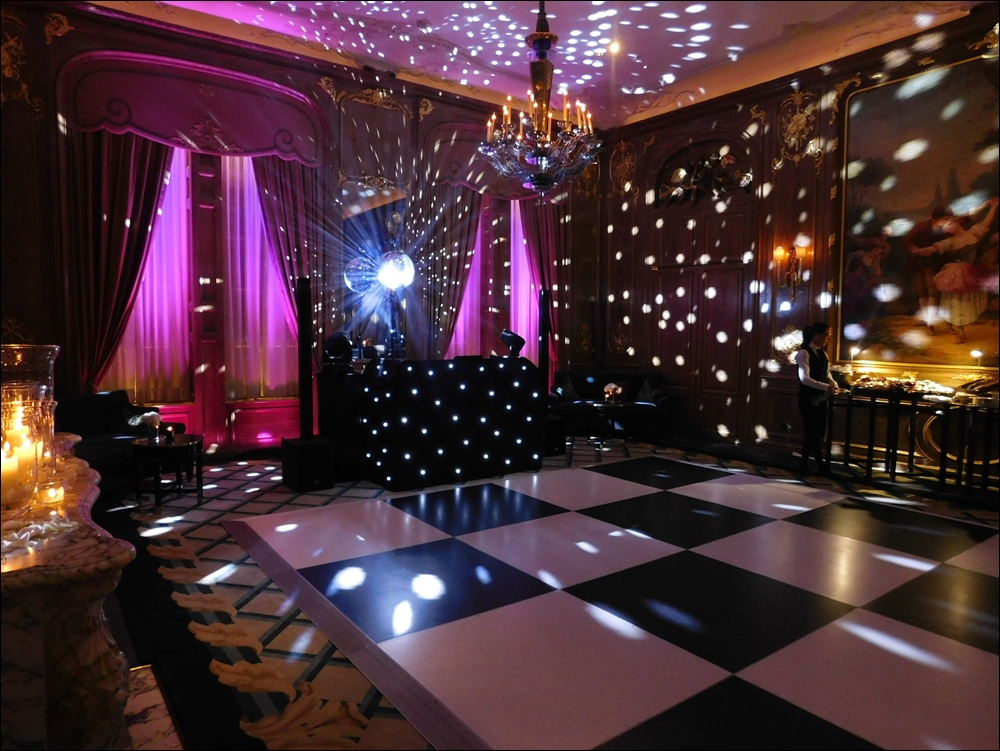 Claridges Wedding Disco Hire