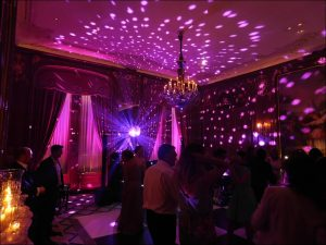 Wedding DJ Hire Claridges