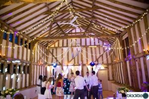 Garden Barn Wedding Disco
