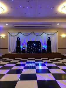 The Marriott Hotel Huntingdon Wedding DJ