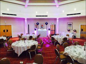 The Marriott Hotel Peterborough Wedding DJ
