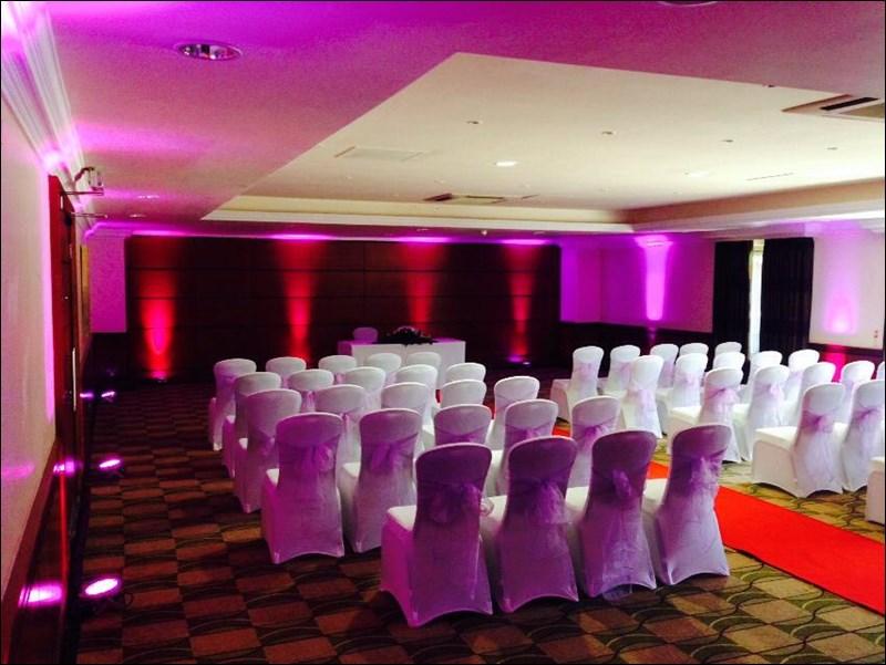 The Belfry Hotel Wedding DJ