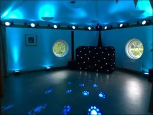 madingley hall wedding disco hire