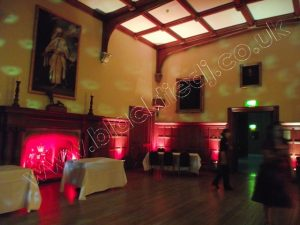 Wedding DJ Hire - Hinchingbrooke House