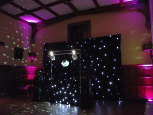 Wedding DJ Hire Hinchinbrooke House