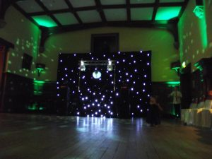 Hinchingbrooke House Wedding Disco Hire