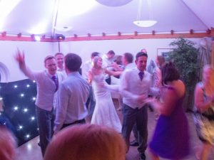 Madingley Hall Wedding Disco and DJ
