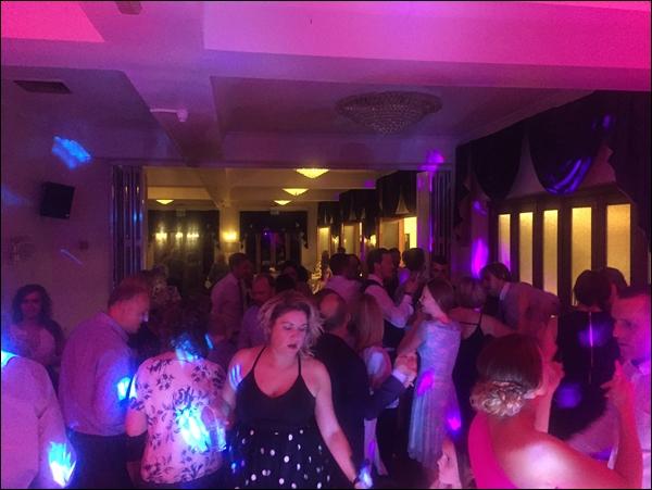 Normanton Park Hotel Wedding Disco