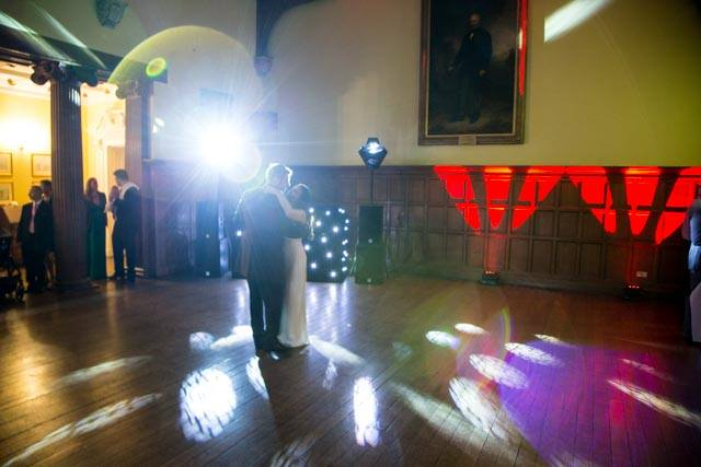 Hinchingbrooke House Wedding Disco