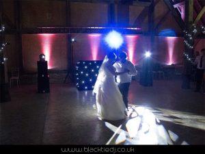Wilobe Farm Barn Wedding Disco