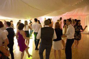 Barrington Hall Wedding DJ