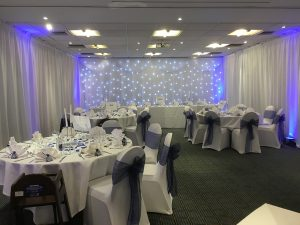 Holiday Inn Cambridge Wedding