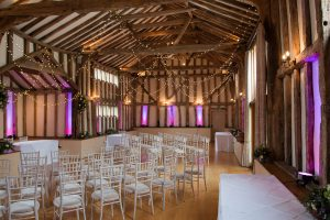 garden barn little bradley wedding dj
