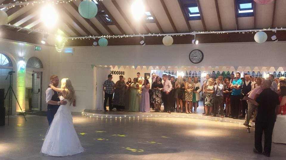 Irnham Hall Wedding Disco & DJ