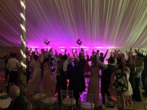Longstoww Hall Wedding DJ