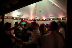 madingley hall wedding dj and disco