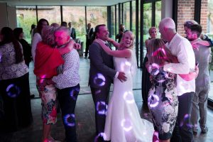 Norfolk Mead Hotel Wedding DJ