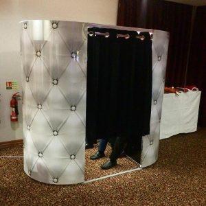 Photobooth hire at wedding