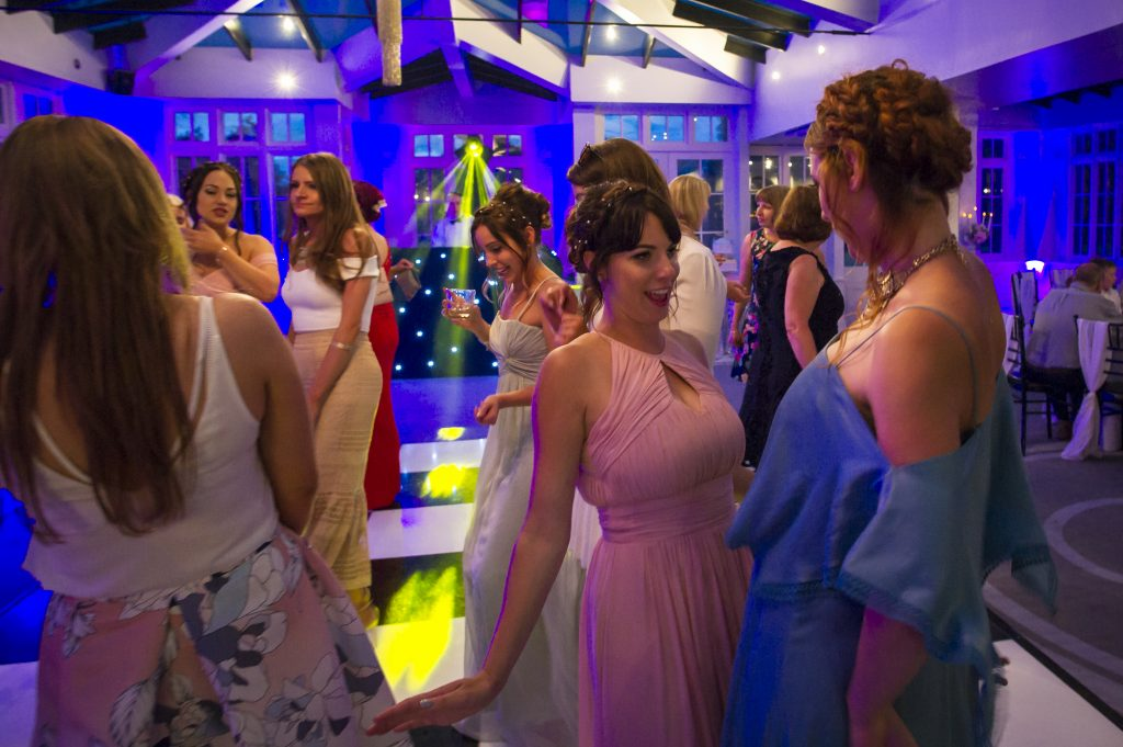 Wedding Disco Hire & Wedding DJ Hire Cambridge