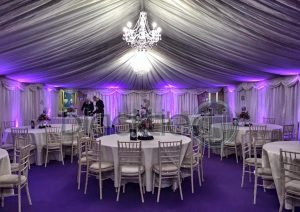 Marquee Weddings & Discos for Marquees