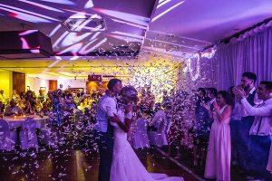 Hallmark Hotel Cambridge Wedding Disco