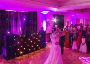 The Cambridge Belfry Wedding DJ