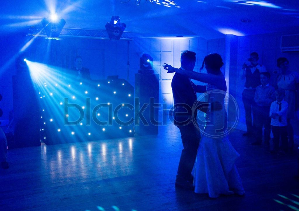 Rushton Hall Wedding DJ
