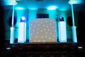 Bull Hotel wedding Disco