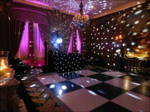 Claridge's Hotel Wedding Disco