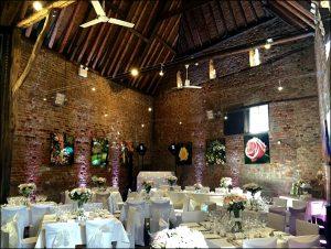 Peckover House Wedding Disco