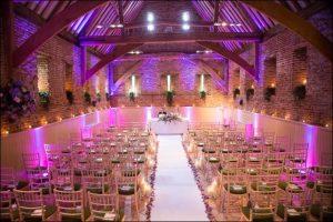 elms barn wedding disco and dj