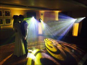 Holiday Inn Cambridge Wedding Disco